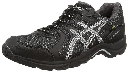 Asics Gel-Fujifreeze 3 G-Tx, Men's Low Rise Hiking Shoes, Black