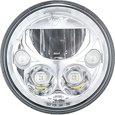 Vision X Lighting XMC-7RD LED Headlight: Automotive