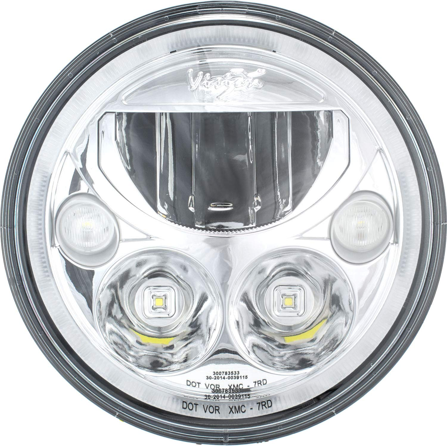 Vision X Lighting XMC-7RD LED Headlight