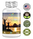 Grow Power Pills - Maximum Natural Growth Height