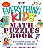 The Everything Kids: Math Puzzles Book