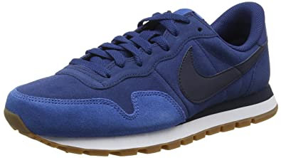 e018cb0a5f3 Nike Men s Air Pegasus 83 Ltr Competition Running Shoes Blue Size  8.5 UK  (43