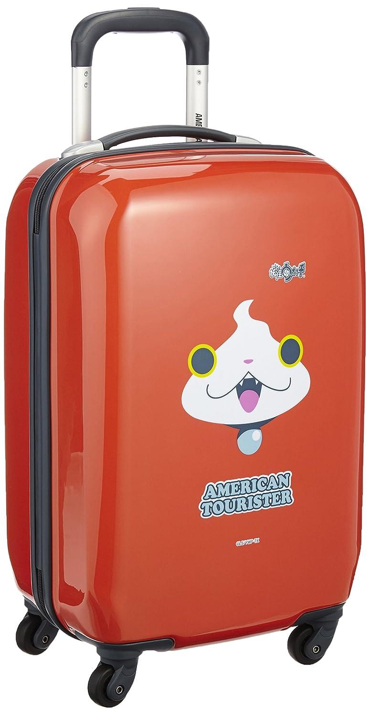 [アメリカンツーリスター] スーツケース 妖怪ウォッチ シバニャン 31L 機内持ち込み可055 cm 2.6 kg 70601 国内正規品 メーカー保証付き  レッド B014QI6WOY