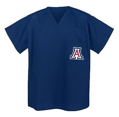fe75413e32b Amazon.com: Official University of Arizona Shirts Scrubs Arizona ...