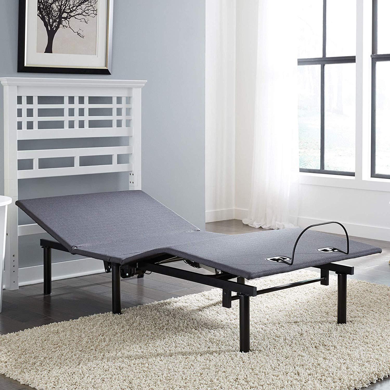 DynastyMattress Leggett & Platt-Symmetry EZ Adjustable Bed Base, Split Calking