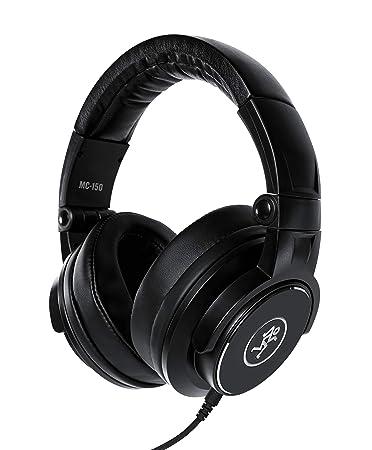 Mackie MC Series Headphones Black MC-150 MC-150