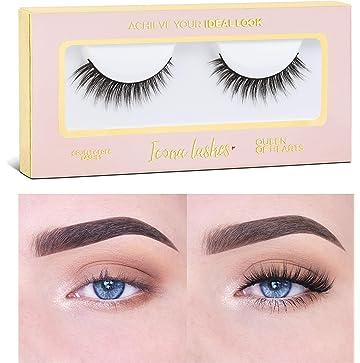 c4cc5d53fa9 Icona Lashes Premium Quality False Eyelashes | Make Him Miss Me | Wispy &  Flirty