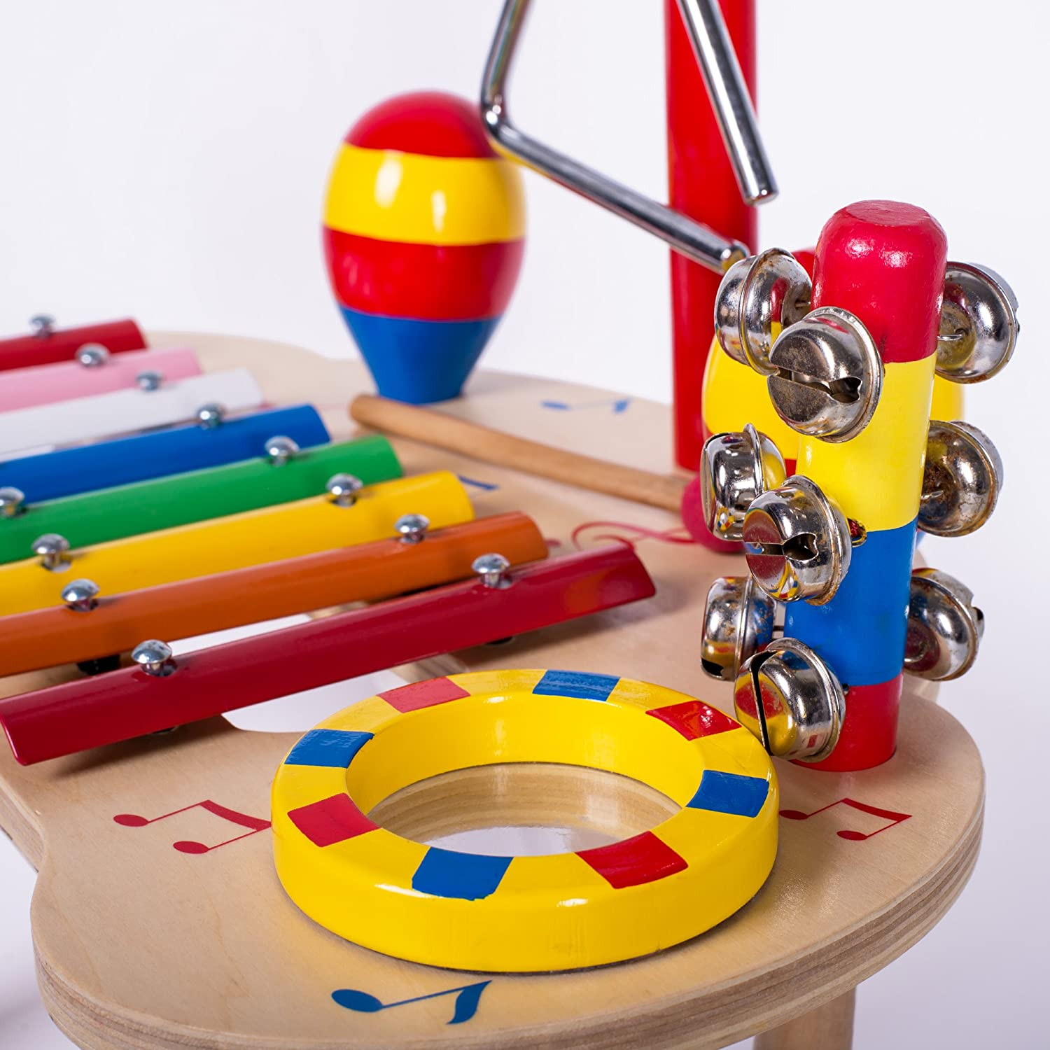 Amazon Musical Instruments 6 in 1 Toy Set for Children of All