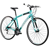 Diamondback Bicycles Clarity ST Women's Performance Hybrid Bike, Blue