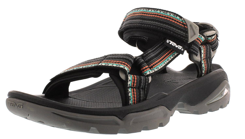 Teva Women's W Terra Fi 4 Sandal B015ZPE2Z8 5 M US|La Manta Black