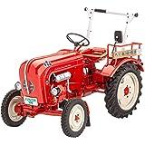 ドイツレベル 1/24 トラクター ポルシェ ディーゼル ジュニア 108 プラモデル 07820