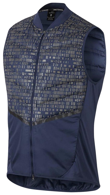 fdca15ce5 Amazon.com: Nike AeroLoft Flash Men's Running DOWN Vest NEW 2017 ...
