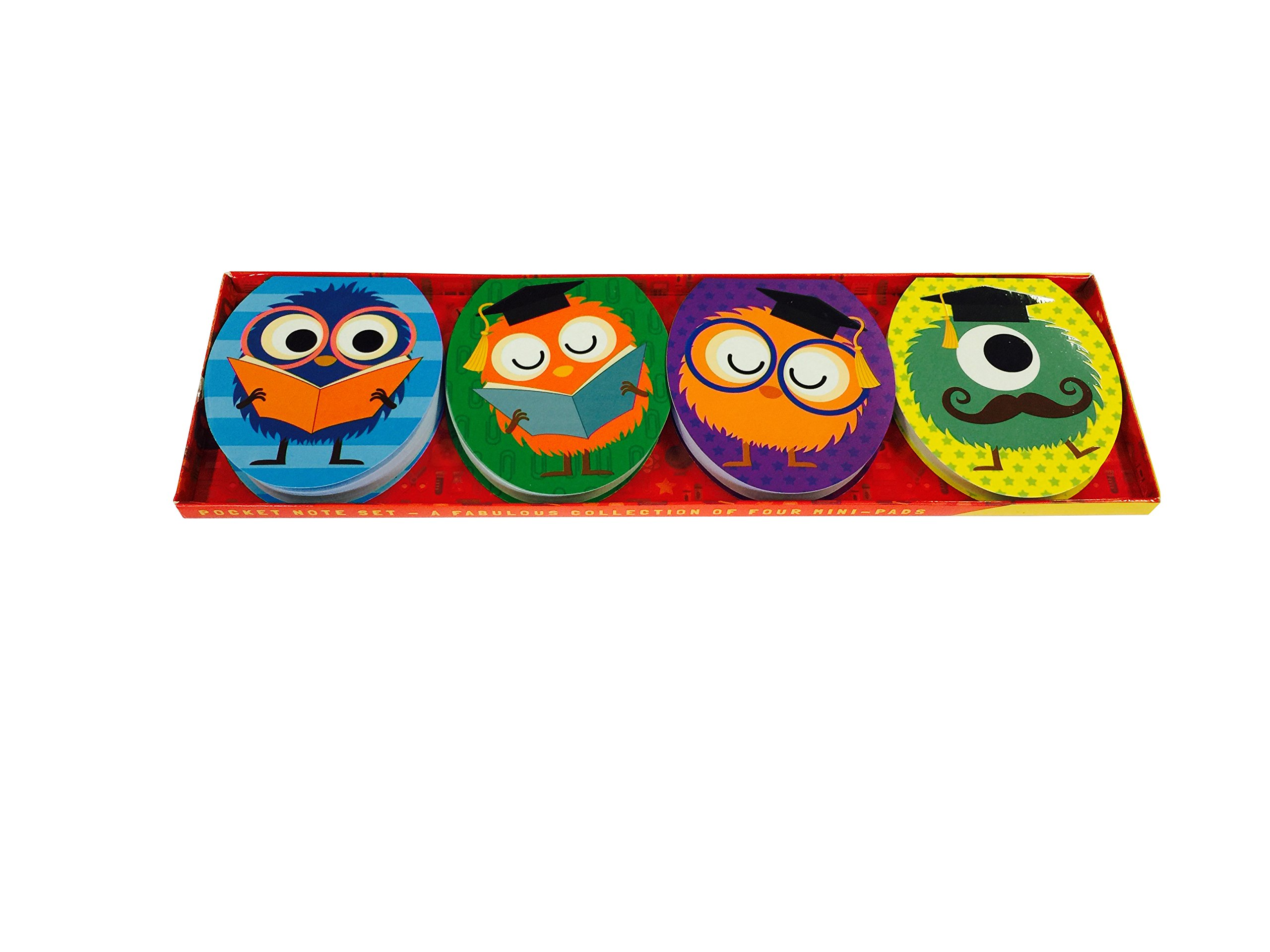 Download Pocket Note Set of 4 Mini-Pads: School Monsters: A Fabulous Collection Of 4 Mini-Pads pdf