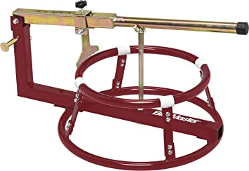 Reliable Durable Made of Steel Truing Stand Pit Posse Motorcycle Bike Rim Tire Static Wheel Balancer Tire Balancing