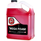 Adam's Mega Foam Shampoo - pH Neutral Wash Soap Designed For Mega Suds In Your Bucket, Foam Cannon, Gun, Sponge, Mitt, Chamoi