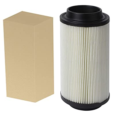 Podoy 7080595 Air filter for Compatible with Polaris Sportsman Scrambler Magnum 400 500 550 570 600 700 800 850 ATV Parts: Automotive