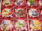 Pokemon Collect-em Stick-ups Series C Peel and
