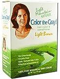 Color the Gray - Light Brown Light Mountain 7 oz Powder