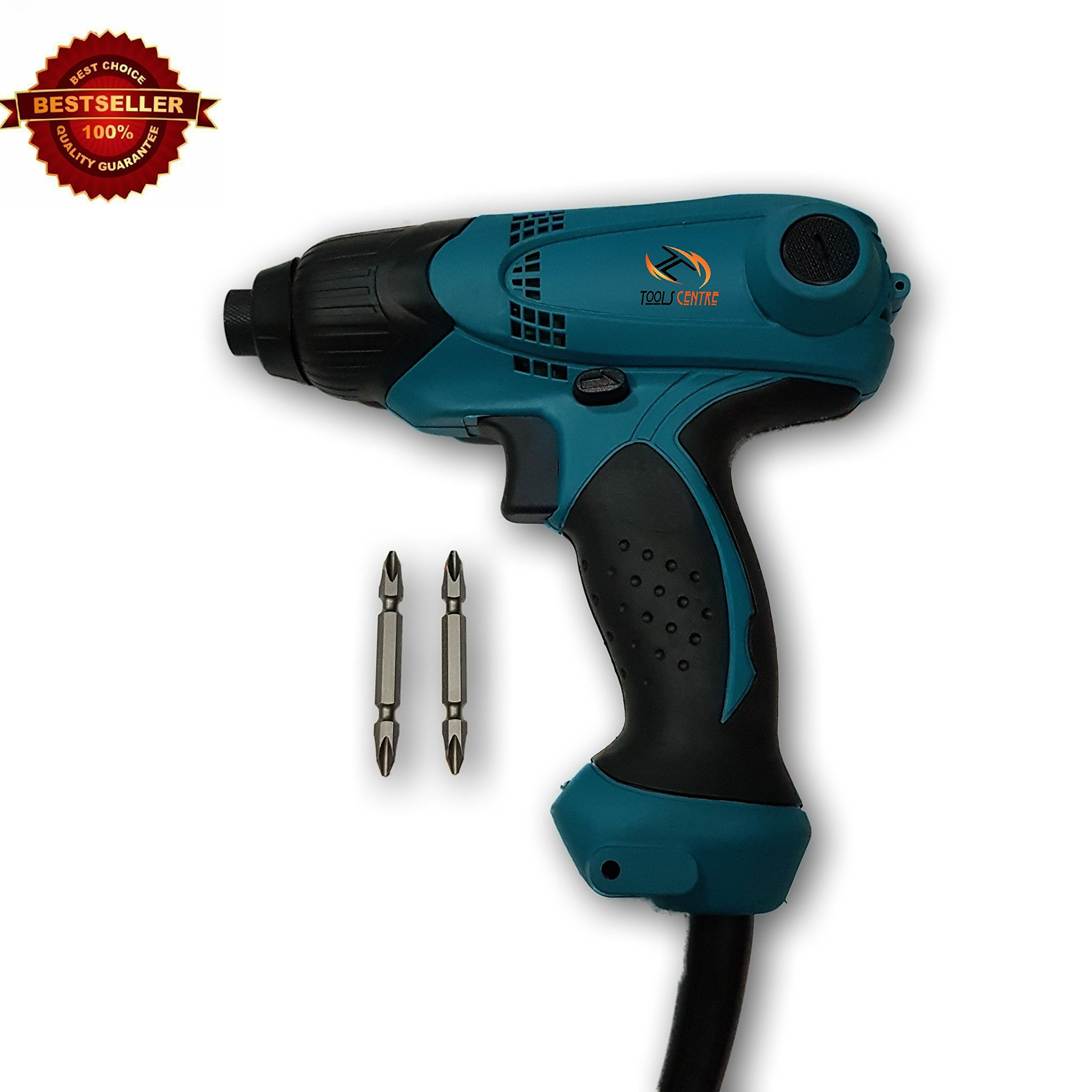 Tools Centre Industrial Impact Driver With Free Bosch Screwdriver Bits.