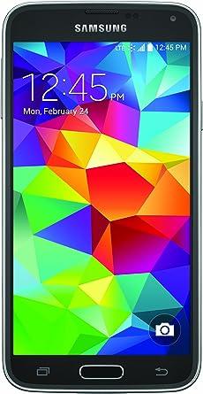 Amazon.com: Samsung Galaxy S5, Black 16GB (Sprint)