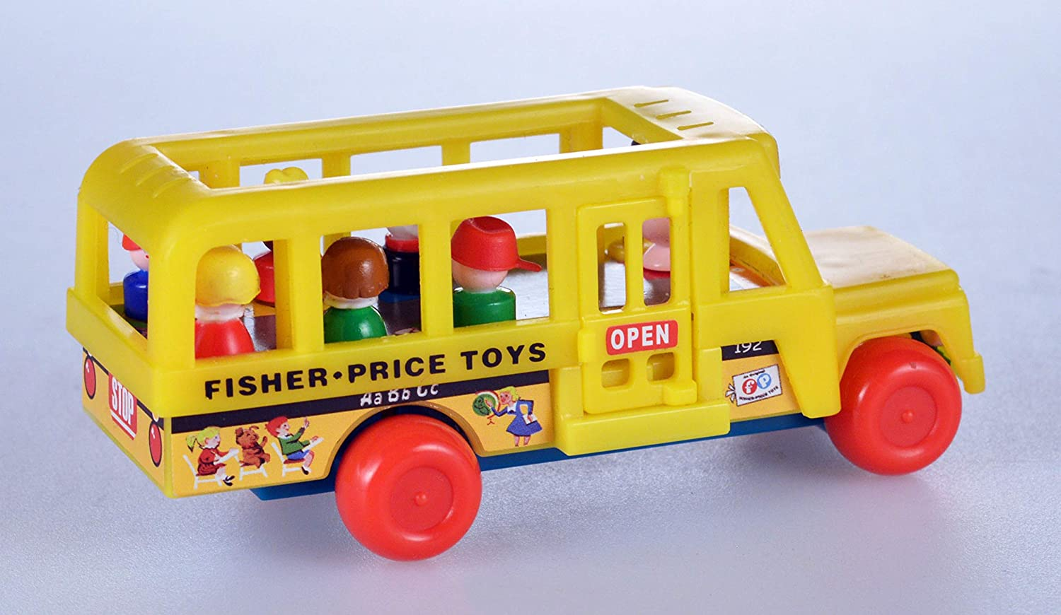 World's Smallest Fisher Price School Bus