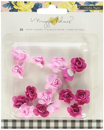 Amazon American Crafts 680446 Crate Paper Maggie Holmes Bloom