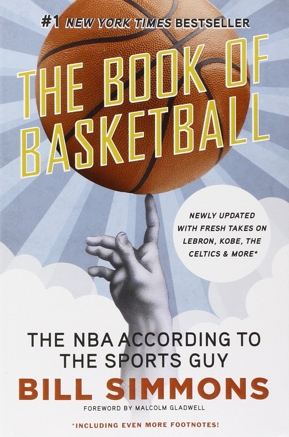 The Book Of Basketball: The Nba According To The Sports Guy: Bill Simmons,  Malcolm Gladwell: 8580001049519: Amazon: Books