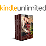 Annie Boone's Cutter's Creek: Books 1-3
