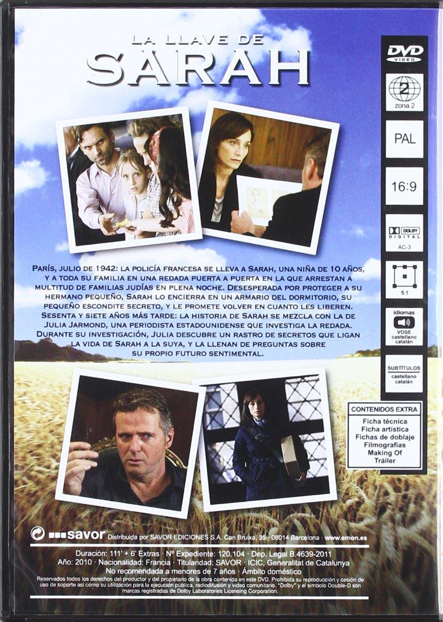La Llave De Sara+Valkiria+El Hundimiento [DVD]: Amazon.es: Varios: Cine y Series TV
