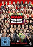 Raw 25th Anniversary - Then.Now.Forever [3 DVDs]