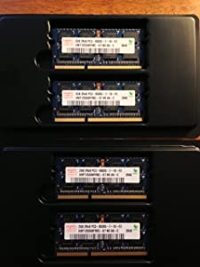 Hynix 2GB DDR3 RAM PC3-8500 204-Pin Laptop SODIMM w/Thermal Sensor - Compatible with Mac Notebooks!