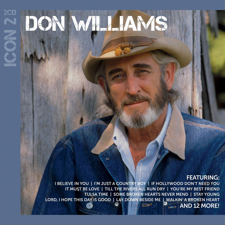 e52712ef219ce Don Williams - Icon  Don Williams - Amazon.com Music