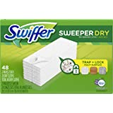 Swiffer Sweeper Dry Sweeping Pad Refills for Floor mop with Febreze Lavender Vanilla & Comfort Scent