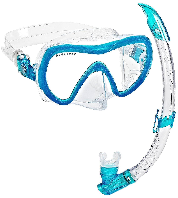 【送料0円】 Aqua Lungビジョンフレックスマスクシュノーケルコンボ in、( Made in Italy ) Aqua ) B00MU43L1Y アクア, ゴトウシ:4caaf2ee --- mcrisartesanato.com.br