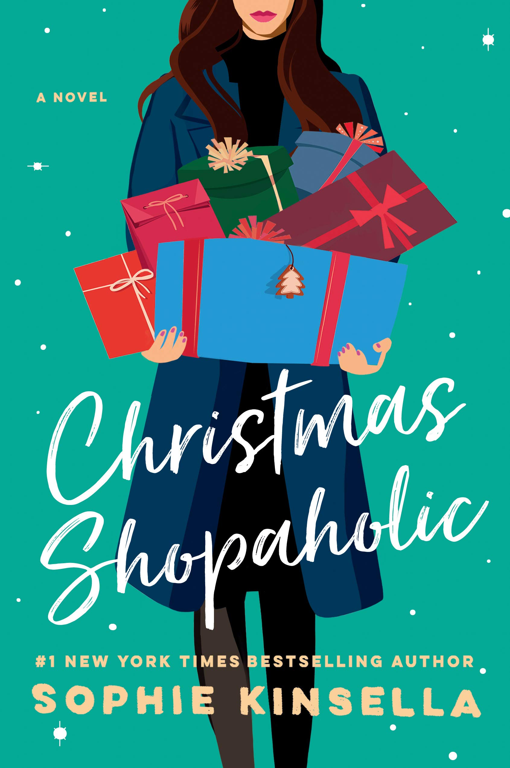 Christmas Shopaholic Novel Sophie Kinsella product image