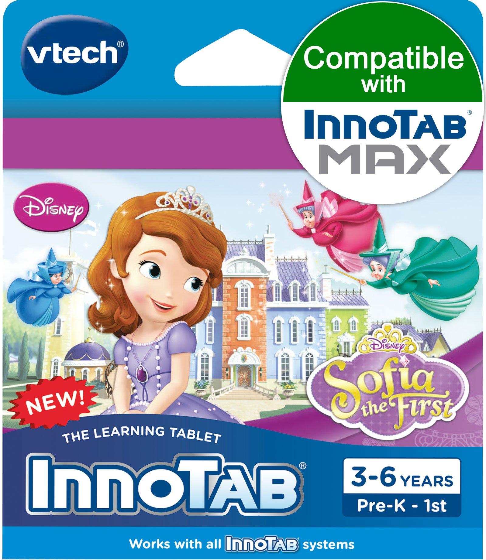 VTech InnoTab Software, Disney's Sofia by VTech (Image #1)