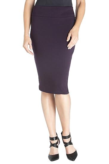f14573bb23a54 Rekucci Jupe pour femme  Amazon.fr  Vêtements et accessoires