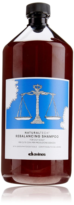 Davines Naturaltech Rebalancing Shampoo for Unisex-33.8-Ounce Davines Rebalancing shampoo