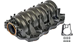 Dorman 615-190 Upper Plastic Intake Manifold - Includes Gaskets for Select Cadillac / Oldsmobile Models (MADE IN USA)