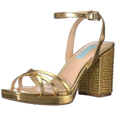 Betsey Johnson Women's Sb-zhara Heeled Sandal | Sandals