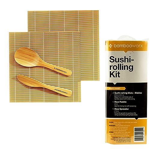 Zestaw do produkcji Bambooworx Sushi