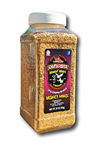 2 Gringo's Chupacabra Brisket Magic Seasoning, 25 Ounce