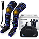 Reathlete Leg Massager, Air Compression for Circulation Calf Feet Thigh Massage, Muscle Pain Relief, Sequential Boots Device