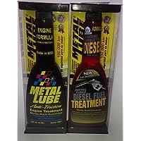 Metal Lube Pack Fórmula Motores y Tratamiento Diesel