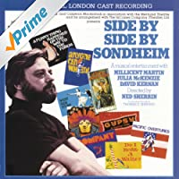 Side by Side by Sondheim (Original London Cast Recording)