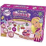 Giochi Preziosi 70104281 - Bindeez Mineez Schmuckkästchen 500 Perlen