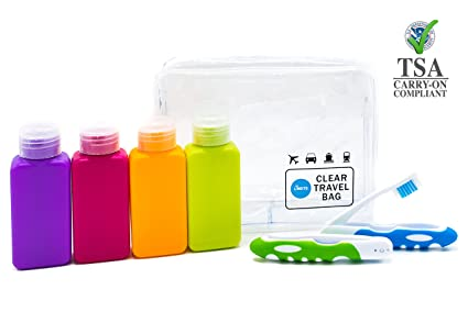 The 8 best travel bottle set