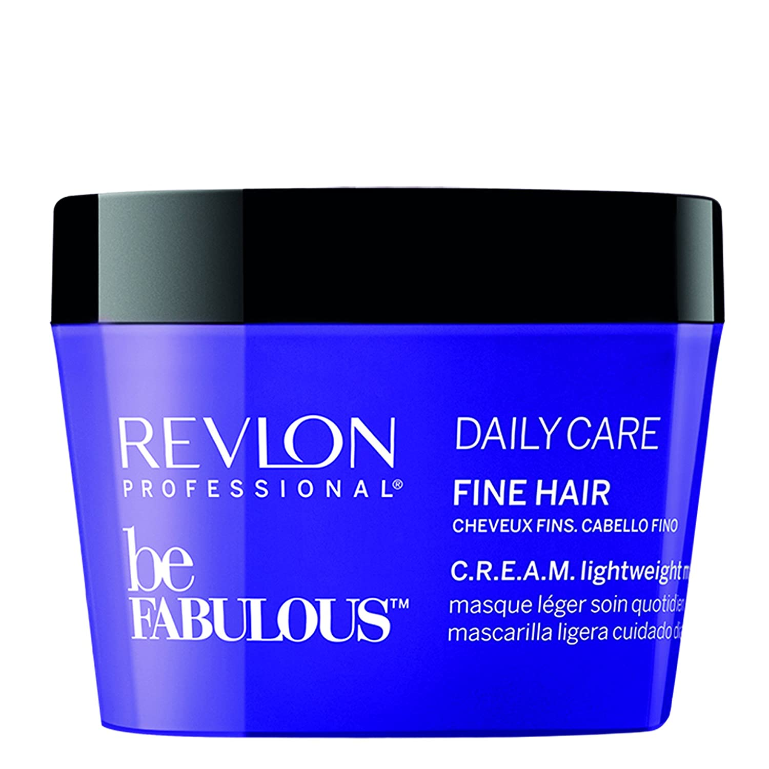 Revlon Be Fabulous Daily Care Mascarilla para Cabello Fino 200 ml