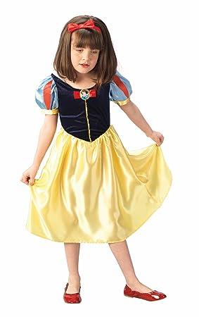8eb2793595fc23 Rubie s-déguisement officiel - Disney- Costume Blanche-Neige Classique -  Taille M-