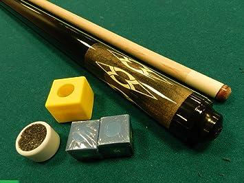 McDermott Classic billar taco de billar palo Kit w/caso y Extras: Amazon.es: Deportes y aire libre